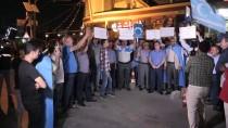 KAZANCı - Kerkük'te Oyların Elle Sayım İşleminin Durdurulması Protesto Edildi