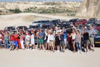 Klasik Otomobiller Kapadokya'da Buluştu