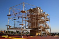 TIRMANMA DUVARI - Macera Parkı Yenilenen Yüzüyle Yaz Sezonuna Hazır