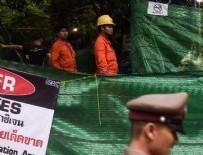 TAYLAND - Mağaradaki 6 çocuk kurtarıldı