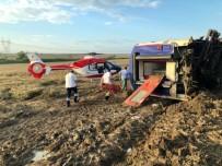 MEHMET CEYLAN - 'Menfezle Ray Arasındaki Toprağın Boşalması Nedeniyle...'