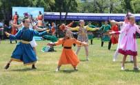 MOĞOLISTAN - Moğol Milli Naadam Şenliği Renkli Görüntülere Sahne Oldu