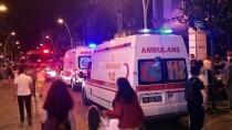 Sakarya'da Kafeterya Yangını