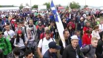 AHMET ÇELIK - Srebrenitsa'ya 'Barış Yürüyüşü' Başladı