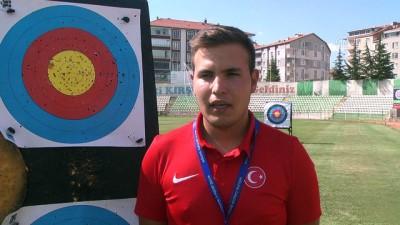 'Tahta Yay'dan Avrupa Şampiyonluğuna
