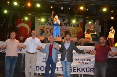Tatvan Doğu Anadolu Fuarı Konserlerle Devam Ediyor