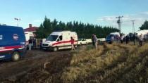 MEHMET CEYLAN - Tekirdağ'daki Tren Kazası
