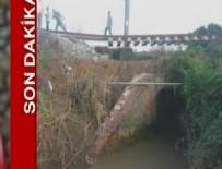 YOLCU TRENİ - Tren kazasının nedeni belli oldu
