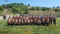 Umurbey Belediyesi Güreş Spor Kulübü'nde Kırkpınar Hazırlıkları Tam Gaz