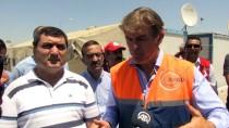 KONTEYNER KENT - Ünlü Türk Cerrah Dr. Mehmet Öz Suriyelilerle Buluştu