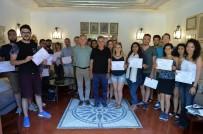 BILKENT - Yaz Okuluna Katılan Öğrenciler, Sertifikalarını Aldı