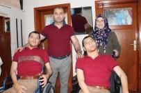 KÖTÜLÜK - 24 Yıl Engelli Çocuklarına Baktı Bir Kere 'Of' Demedi