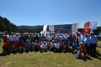 MERKEZ HAKEM KURULU - Akdağ'da 'Bisikletli Oryantiring Türkiye Şampiyonası' Yapıldı