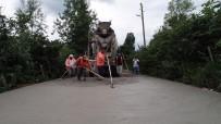 SARAYCıK - Altınordu Belediyesinden 4 Yılda 216 Kilometre Beton Yol