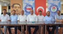 SIYONIST  - Başkan Deniz'den Ebru Özkan Açıklaması