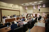 Belediye Meclisinde 6 Madde Görüşüldü