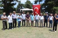 KURUCUOVA - Beyşehir'de 15. Anamas-Dedegül Kültür Şenlikleri
