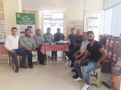 Burhaniye'de Çiftçilere Gereksiz Gübre Kullanmayın Uyarısı