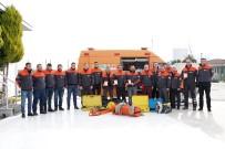 KURTARMA EKİBİ - Bursagaz Arama Kurtarma Ekibi 5 Yaşında