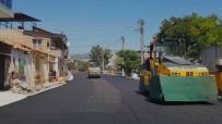 KALDIRIMLAR - Büyükşehir Söke'de Üst Yapı Çalışmalarını Sürdürüyor