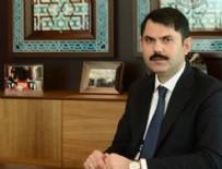 Murat Kurum Çevre ve Şehircilik Bakanı oldu