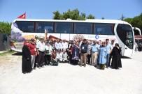 SABAH NAMAZı - Çorumlular Kültür Gezilerinden Memnun Dönüyor