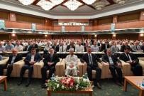 UMRE - Diyanet İşleri Başkanı Erbaş Kafile Başkanları Bilgilendirme Toplantısına Katıldı