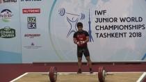 HALTER ŞAMPİYONASI - Dünya Gençler Halter Şampiyonası