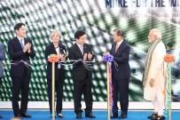 AKILLI TELEFON - Dünyanın En Büyük Telefon Fabrikası Hindistan'da Açıldı