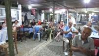 Edremit'te Şiir Ve Türkü Gecesi Sanatçı Ve Yazarları Buluşturdu