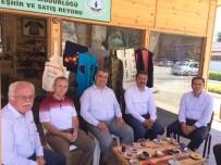 ABDULLAH AKDAŞ - Eğirdir'e Yeni Turizm Danışma Noktası