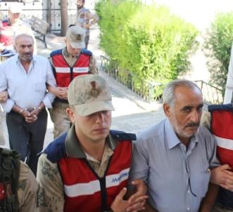 Elazığ'da PKK/KCK Operasyonu Açıklaması 6 Gözaltı
