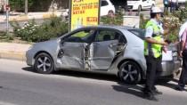 TOFAŞ - Elazığ'da Trafik Kazası Açıklaması 3 Yaralı