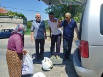 HASAN ERDOĞAN - Erdoğan, Ramazan Ayı Sonrasında Da Yardımlarını Sürdürüyor