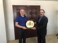 Gazi Üniversitesi Rektörü Uslan NEVÜ Rektörü Bağlı'yı Ziyaret Etti