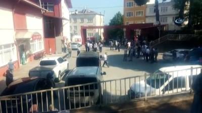 Giresun'da Teröristler İle Sıcak Çatışma: 1 Asker Yaralı
