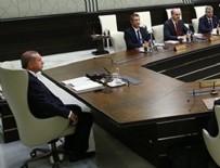 Mehmet Cahit Turan - Başkan Erdoğan açıkladı: İşte yeni sistemin ilk kabinesi