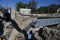 SU ARITMA TESİSİ - Isparta'da Su Kesintisi Uyarısı