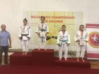 YUNUSEMRE - Judoda Balkan Şampiyonu Yunusemre'den