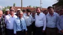 HARUN KARACAN - Karacan, Erdoğan'a Oy Veren Köye Selam Götürdü