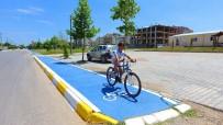 FATIH SULTAN MEHMET - Kartepe'de Masmavi Bisiklet Yolları