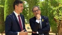 MARİANO RAJOY - Katalonya Lideri İspanya'dan 'Kendi Geleceğine Karar Verme Hakkı' İstedi