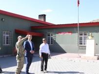 ŞEHİT UZMAN ÇAVUŞ - Kaymakam Vardar'dan Karakol Ziyareti