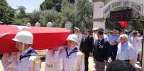 MEHMET AKİF ERSOY - Kıbrıs Gazisi Emekli Deniz Astsubay Bingül, Son Yolculuğuna Uğurlandı