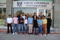 SARAYLAR - KKTC Mimarlık Fakültesi Öğrencileri Yaz Okulu İçin İstanbul'da Un