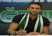 KONYASPOR - Konyaspor, Ertuğrul Taşkıran İle Sözleşme İmzaladı