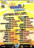 MOĞOLLAR - Kuşadası Gençlik Festivali 11 Temmuz'da Sevgi Plajı'nda Başlıyor