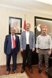 TÜRK KıZıLAYı - Mamak Belediye Başkanı İş Dünyasını Ağırladı