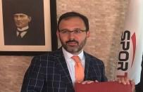 Mehmet Kasapoğlu - Mehmet Kasapoğlu, Kabinenin İlk Gençlik Ve Spor Bakanı Oldu