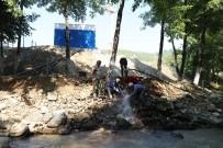 BURHANETTIN KOCAMAZ - MESKİ, Mahallelerin Su Sorununu Çözüyor